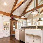 country kitchen renovation project